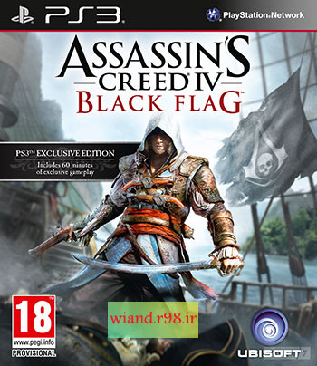 Assassin's Creed IV: Black Flag PS3-RiOT