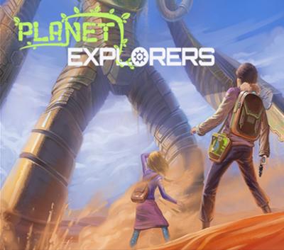 دانلود ترینر و رمزهای بازی سیاره کاوشگران Planet Explorers