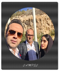 عکسهای جدید الهه حصاری و بهرنگ علوی در شیراز