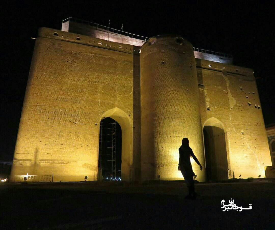 مسجد علیشاه