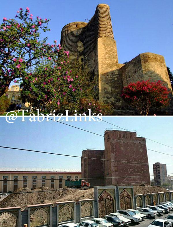 قلعه تبریز