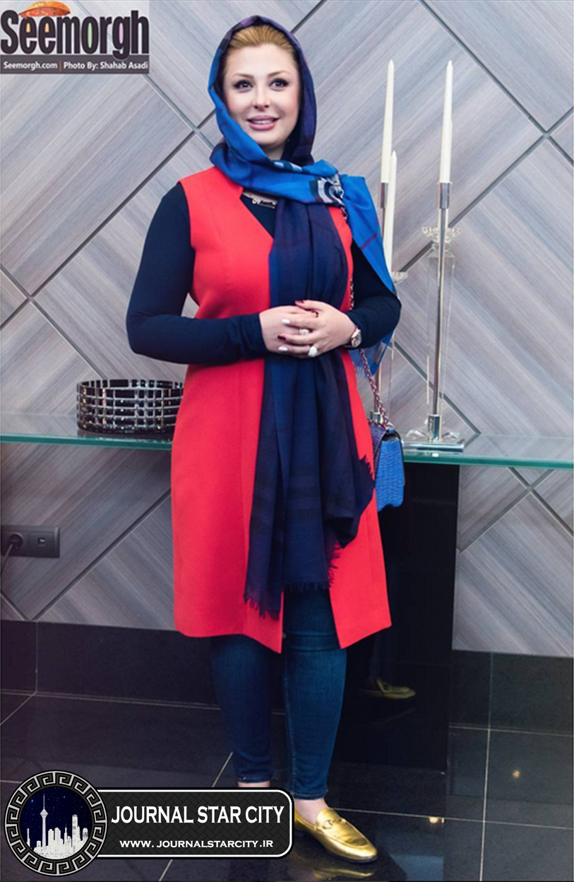 مدل لباس خانوم نيوشا ضيغمي