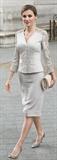 زیباترین مدل کت دامن 2017