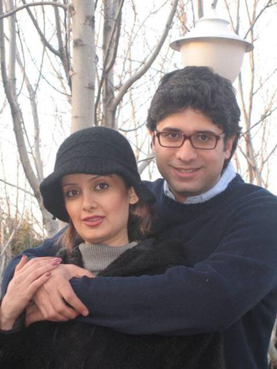 سمیرا سیاح و همسرش،شوهر سمیرا سیاح،همسر سمیرا سیاح کیست،عکسهای سمیرا سیاح و همسرش،شوهر سمیرا سیاح