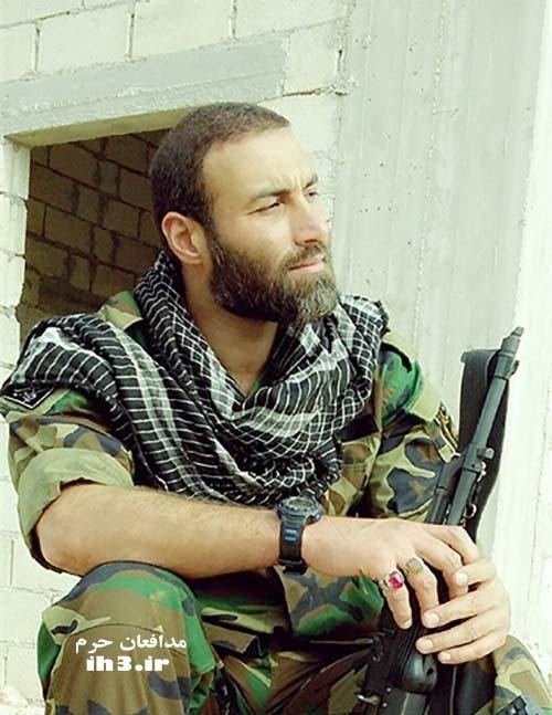 شهید مدافع حرم محمد کیهانی