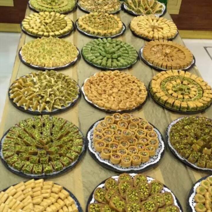 شیرینی سنتی تبریز