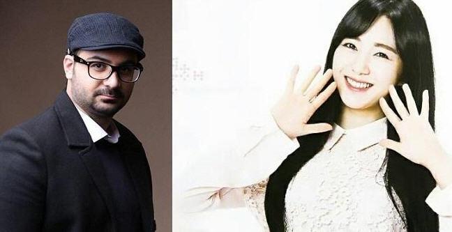 جزئیات ماجرای ازدواج آ او آ مینا کره ای و حامد تهرانی علوی بازیگر خنده بازار+بیوگرافی و عکس