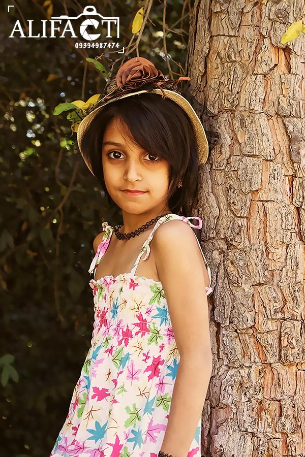 عکاسی از یسنا خانم