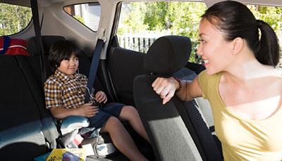 راهکارهایی برای جلوگیری از بی حوصلگی کودکان در سفر