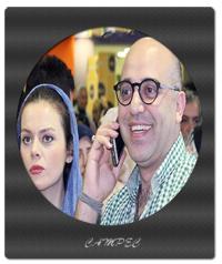 عکسها و بیوگرافی شهرام شاه حسینی با همسر و زندگینامه