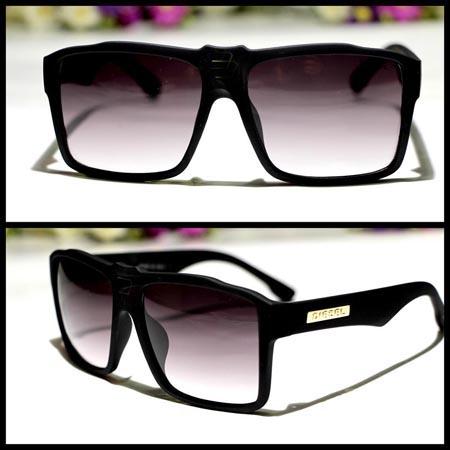 فروش عینک مردانه صفحه فلت مارک دیزل