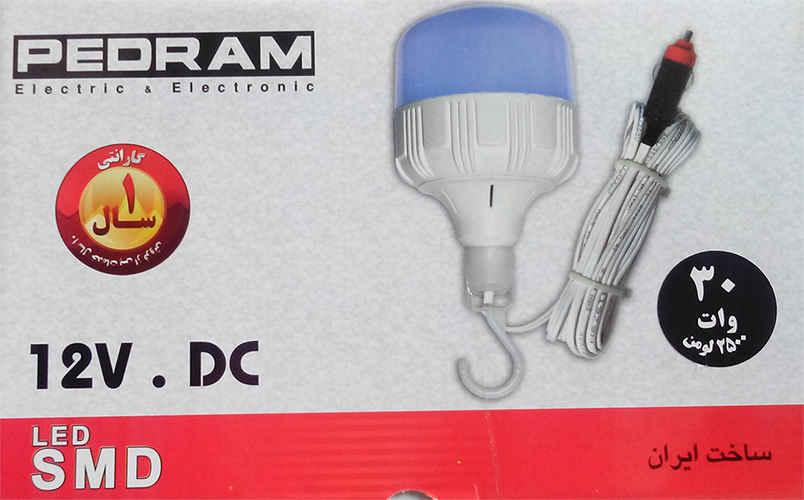 لامپ 60 وات سیار خودرو