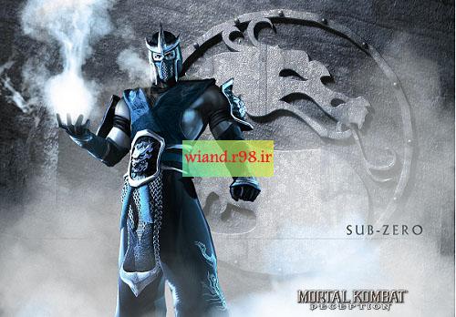 دانلود بازی مهیج و رزمی مورتال کمبت ۵ – Mortal Kombat 5