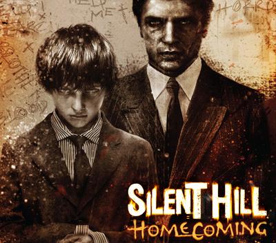 دانلود کرک بازی Silent Hill Homecoming