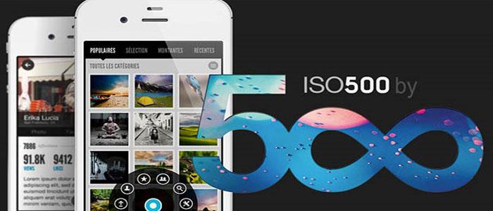 نسخه باکیفیت تری از اینستاگرام برای عکاسان حرفهای در سایت 500px