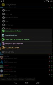 دانلود لاکی پچر حذف لایسنس برنامه ها و بازی ها Lucky Patcher 8.1.4 نسخه جدید