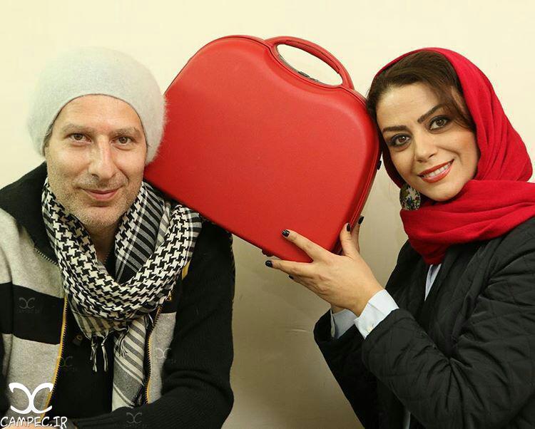 رامین ناصر نصیر و شبنم فرشادجو