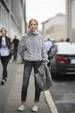 مدل لباس های شیک بافتنی زنانه زمستان 2017