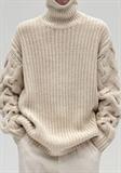 مدل ژاکت بافتنی زنانه