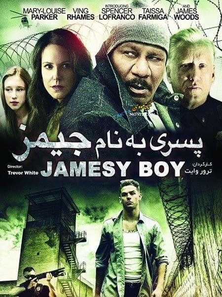 دانلود فیلم پسری به نام جیمز jamesy boy با دوبله فارسی