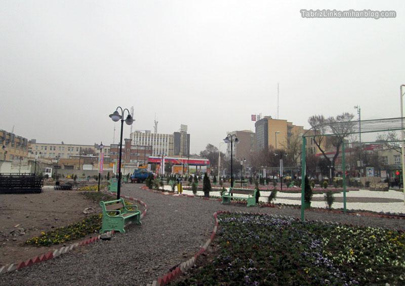 ایستگاه مترو میدان ساعت