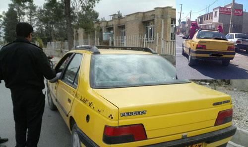 تاکسی سرویس مدرسه