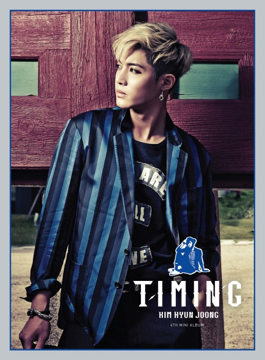 [Mini Album] Kim Hyun Joong – TIMING [4th Mini Album] [MP3]