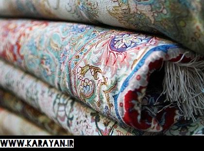 آغوش گشایی نمایشگاه میلان روی فرش ایرانی