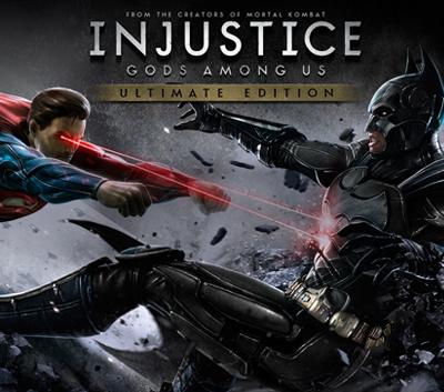 دانلود ترینر جدید بازی Injustice Gods Among Us Ultimate Edition