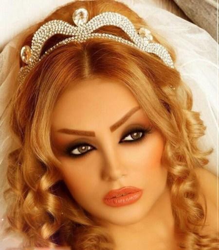 مدل موی شیک عروس سری 2