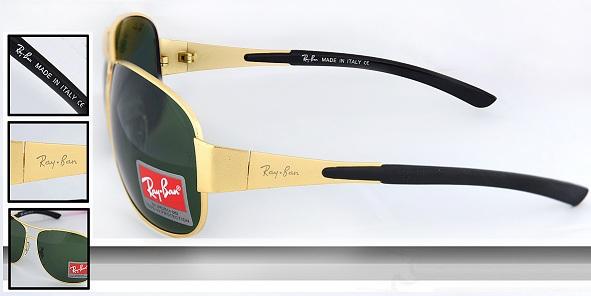 خرید اینترنتی عینک آفتابی اصل مارک ری بن مدل 3404