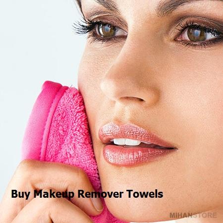 خرید حوله پاک کننده آرایش از سایت کوچک کننده بینی