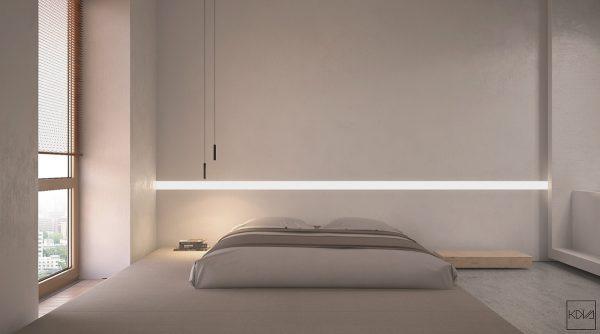 عکس اتاق خواب شیک و ساده3