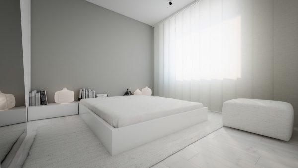 عکس اتاق خواب شیک و ساده10
