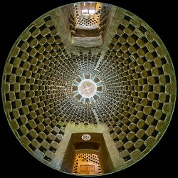 برج تاریخی کبوتر مرداویج