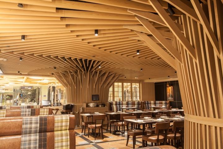 طراحی رستوران ایتالیایی2