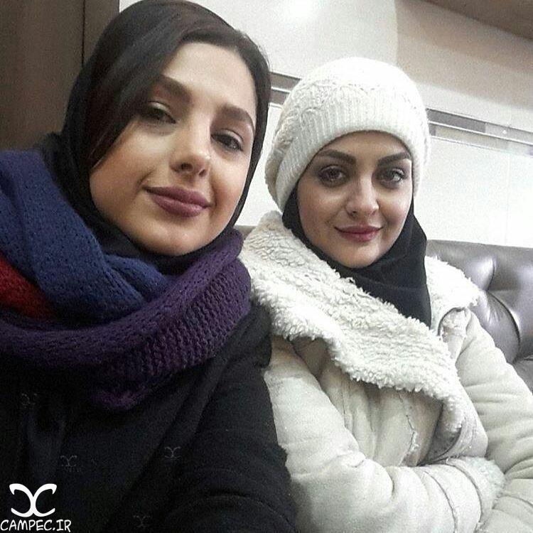 لیلا ایرانی و جوانه دلشاد