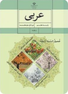 دانلود ترجمه درس و جواب تمرینات عربی هفتم کلیه درس ها