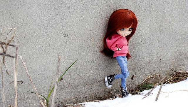 مدل عروسک کارتونی دخترانه سری 6