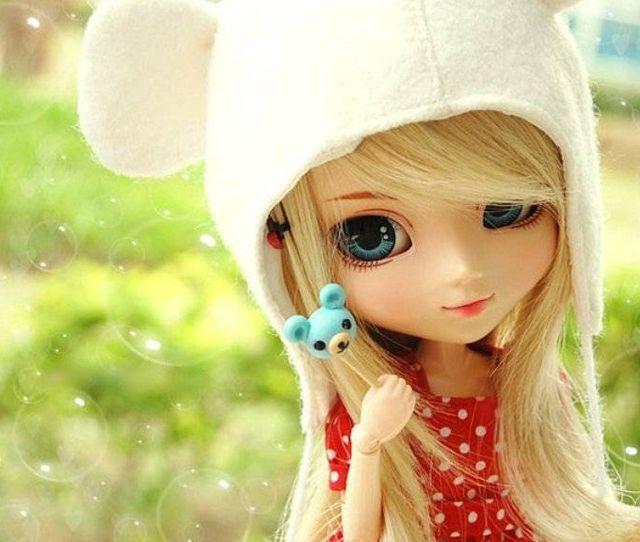 مدل عروسک کارتونی دخترانه سری 7