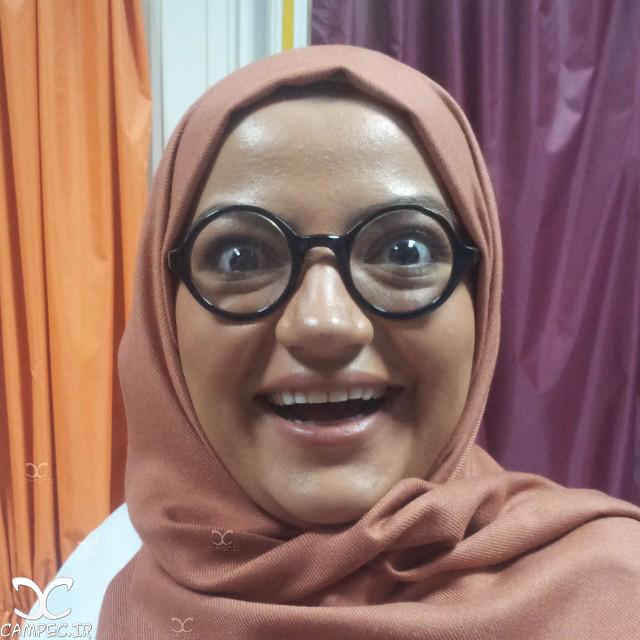 یلدا عباسی در سریال در حاشیه