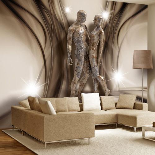 کاغذ دیواری پوستری و نورپردازی image