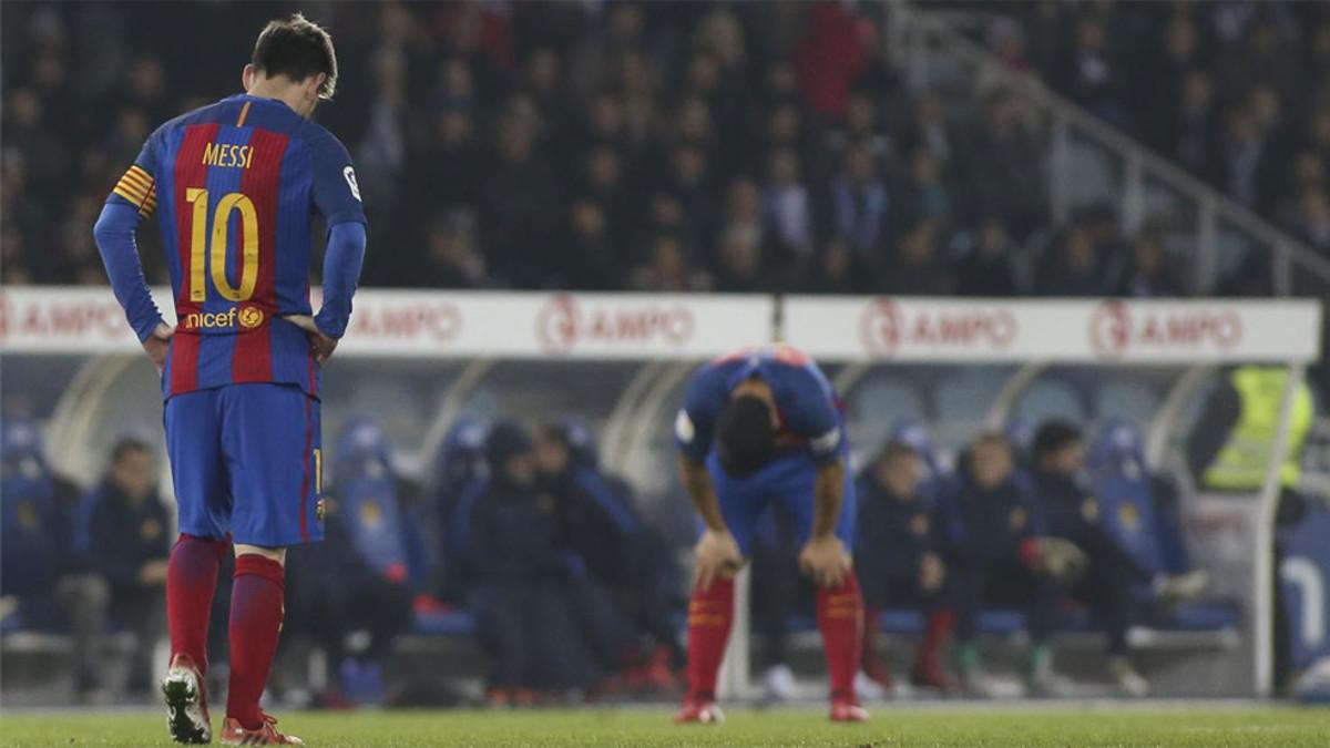 نتیجه بازی بارسلونا و هرکولس 11 آذر 95 | فیلم گلها و خلاصه دیشب
