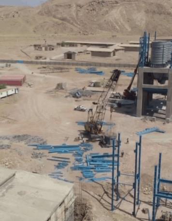 دانلود فیلم سقوط جرثقیل بر روی کارگران در اندیمشک