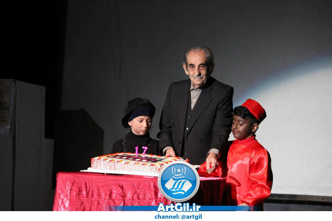گزارش تصویری افتتاحیه نهمین جشنواره آموزشگاه آزادسینمایی سیمرغ