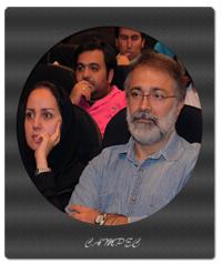 بیوگرافی افشین نخعی با عکسها و همسرش