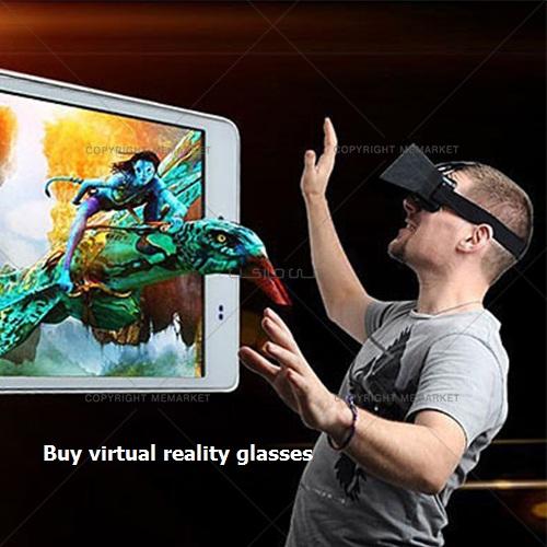خرید عینک واقعیت مجازی | گیره بینی