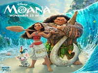 دانلود انیمیشن موانا - Moana 2016