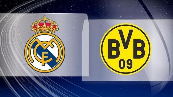 بازی بعدی؛ رئال مادرید - دورتموند (لیگ قهرمانان)