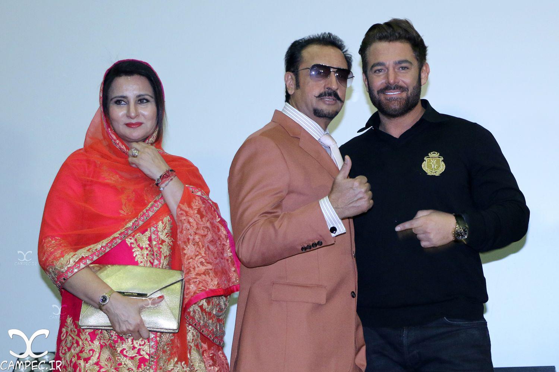 مراسم اکران خصوصی فیلم سلام بمبئی